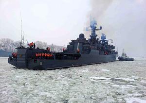 BF Frigate Yaroslav Mudry Proved Worthiness in Deployment