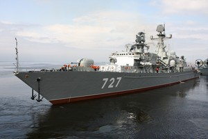 General Staff: Russia Forms Naval Task Force in Mediterranean