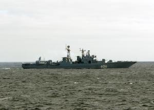 ASW ship Vice Admiral Kulakov Prepares for Anti-Piracy Mission