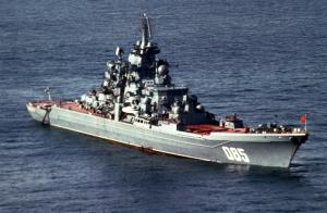 Repair of Cruiser Admiral Nakhimov Needs RUR 50 Bln
