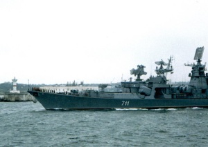 Black Sea Fleet ships undergo inspection