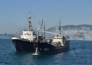 Black Sea Fleet Completes Confidence-2012 Demonstration Exercise