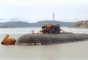 Repair of SSN Voronezh Completed