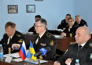 Russia, Ukraine Completes Planning of Fairway of Peace 2012 Exercise