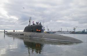 SSGN Severodvinsk Completed Test Plan 2011