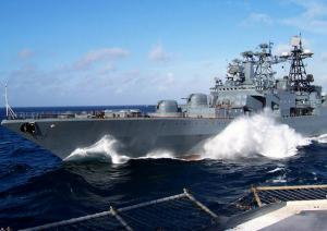 Pacific Fleet Mariners Prepare for Russian-Chinese Exercise