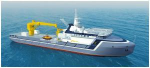 Zvezdochka Shipyard Began Construction of Salvage Tug
