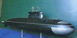 Second Sub for Black Sea Fleet Passes Hydraulic Pressure Test
