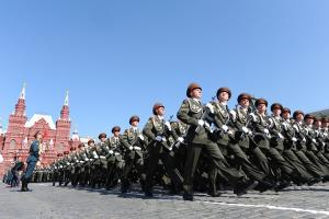 Victory Day Parade: Three Night and One Final Rehearsals Left
