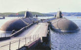 Multi-purpose submarines (project 971), Yagelnaya base