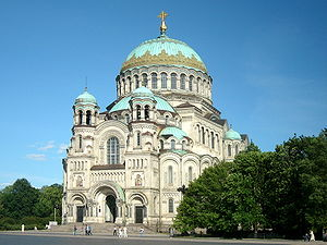 Restoration of Naval Cathedral: miracle returns
