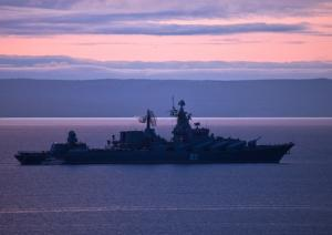 Russia started joint training exercises in the Kuril Islands water area