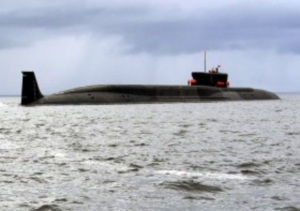 SSBN Yury Dolgoruky Almost Joined Russian Nuclear Force