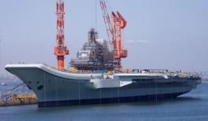 Aircraft Carrier Varyag May Join Chinese Navy Under Name of Liaoning