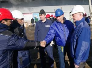 Indian Military Delegation Inspects Sevmash Shipyard
