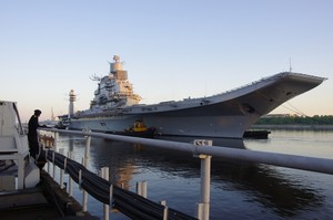 Indian Carrier Vikramaditya Exceeds Required Performance Characteristics