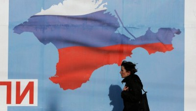 Crimea Declares Independence Ahead of Popular Vote on Secession