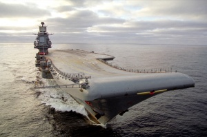 Chirkov: Russia to Build Aircraft Carriers and Unmanned Subs