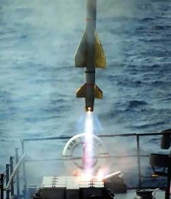 Vikramaditya to Get Israeli-made Barak Missile System