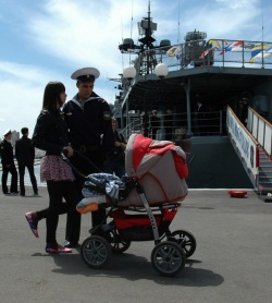 Pacific Fleet ships returned to Vladivostok after anti-piracy mission