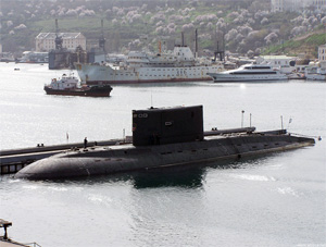 Black Sea Fleet will have a submarine division in Crimea