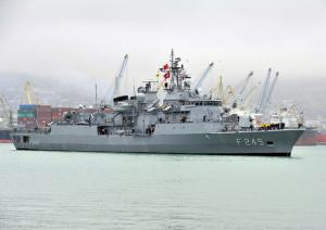 Turkish Task Unit Pays Unofficial Visit to Novorossiysk
