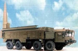 Baltic Fleet Has No Iskander Missiles So Far