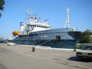 Baltic Fleet Rescue Tug Completed Tasks of Baltic SAREX 2012 Exercise