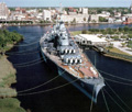 Battleship North Carolina, museum