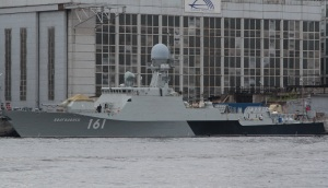 Corvette Volgodonsk Joins Caspian Flotilla on June 29