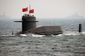 Chinese submarine suffered radiation leak