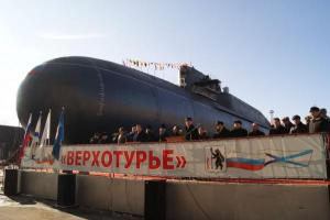 Russian Navy to Recommission SSBN Verkhoturye in Nov 2012