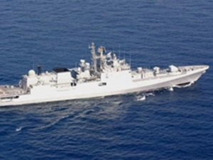 Russian Navy to receive six frigates