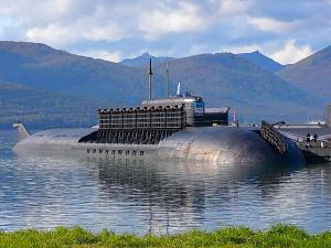 Russia to Complete and Modernize Antei-class Subs