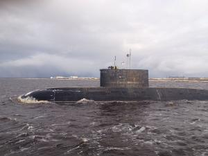 Zvezdochka Shipyard Starts Sea Trials of Indian Sub INS Sindhurakshak