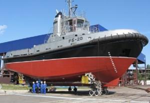 Baltic Fleet Gets 3 New Tugs