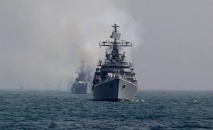 Pacific Fleet Took Part in INDRA-2012 Joint Exercise