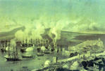A. Bogolyubov. The naval battle of Sinop