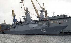 Corvette Boiky to Join Baltic Fleet in 2012