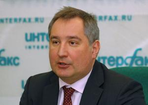 Source: Dmitry Rogozin May Head Russian Defense Ministry