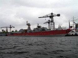 Russian escort Vessel Yaroslav Mudry to begin sea trials in late February