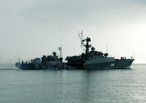 Northern Fleet ASW Task Group Exercised in Barents Sea