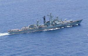 BSF Ships Head For Mediterranean To Exercise With Italy