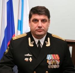 Leningrad Naval Base Gets New Commander