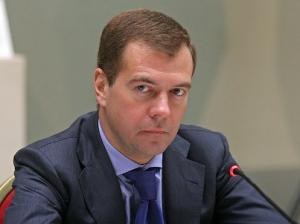Medvedev Talks of Arms Imports