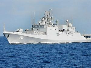 Sea Trials of Indian Frigate Finished in Baltic
