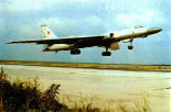 Missile carrier aircraft TU-16