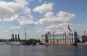 St. Petersburg Assembly Asks Putin to Return Cruiser Avrora to Navy