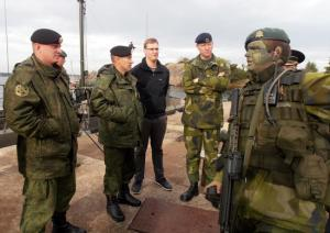 Swedish Marines to Visit Russia's Baltic Fleet