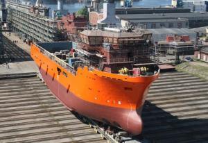 Severnaya Verf Shipyard Gets New Director